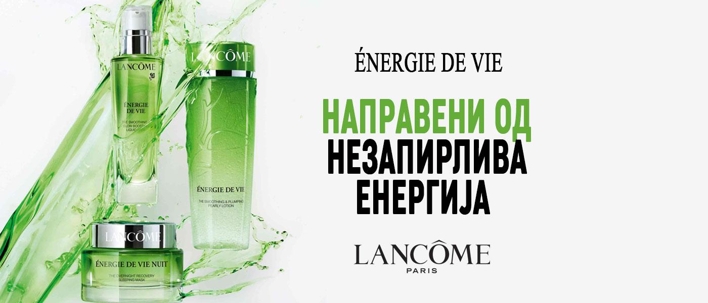 lancome energie de vie