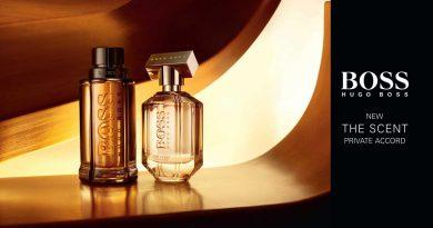 Два привлечни и афродизијачки мириси! Boss The Scent Private Accord