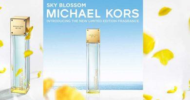 Парфемска премиера! Michael Kors Sky Blossom