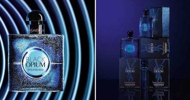 Парфемска премиера! Yves Saint Laurent Black Opium Intense