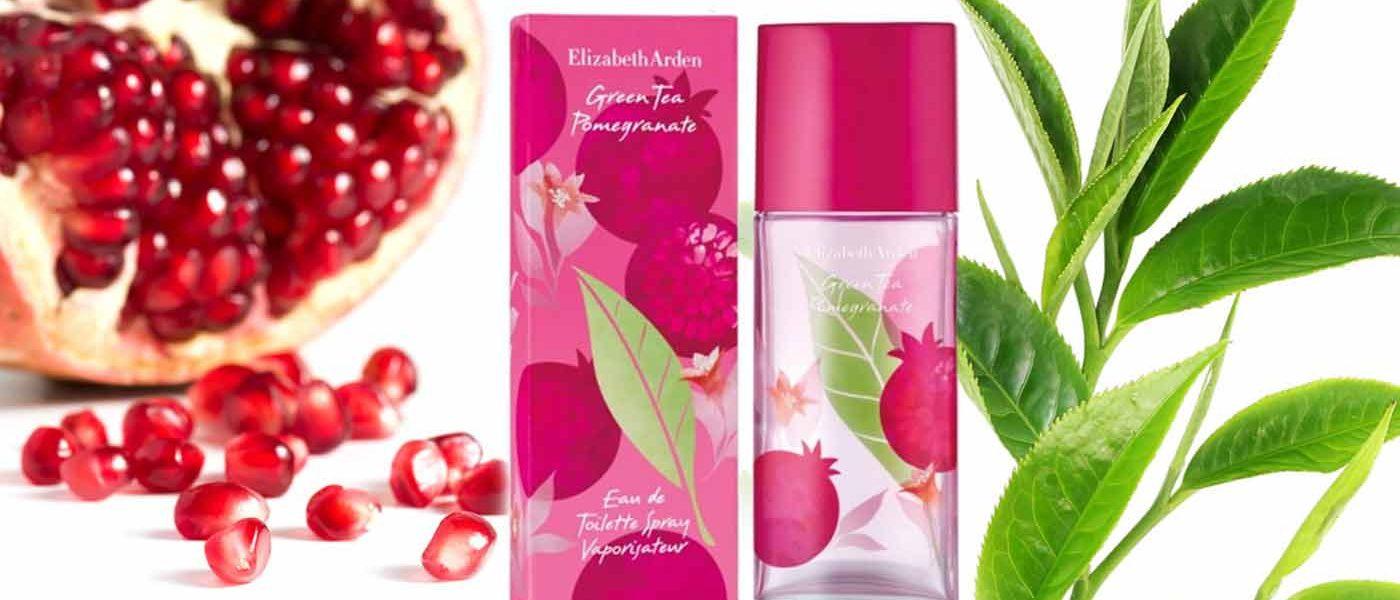 Парфемска премиера! Elizabeth Arden Green Tea Pomegranate