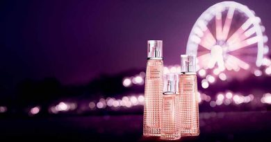 Парфемска премиера! Givenchy Live Irrésistible Rosy Crush