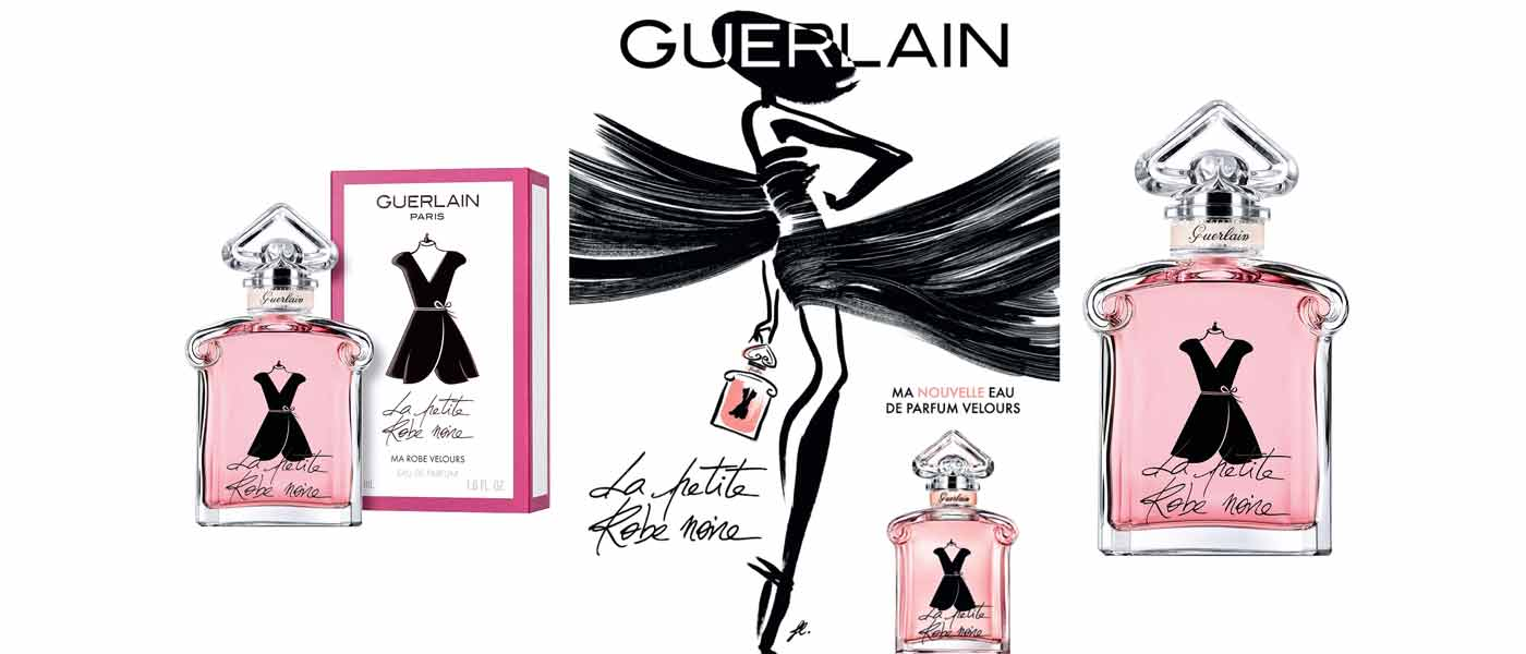 0fa2697a3a1 Парфемска премиера! Guerlain La Petite Robe Noire Eau de Parfum Velours