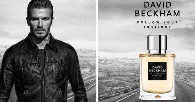 Парфемска премиера! David Beckham Follow Your Instinct