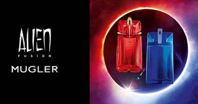Вонземјанската мирисна приказна продолжува! Mugler Alien Fusion & Alien Man Fusion
