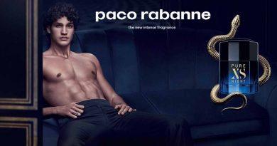 Ја поттикнува желбата за забрането овошје! Paco Rabanne Pure XS Night