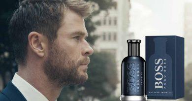 Првиот мирис создаден со нова технологија која гарантира долготрајност на кожата! Boss Bottled Infinite
