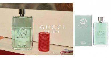 Ново издание на Gucci Guilty машките парфеми! Gucci Guilty Cologne pour Homme