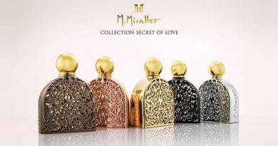 Secrets Of Love – колекција на парфеми која ги активира шесте сетила!
