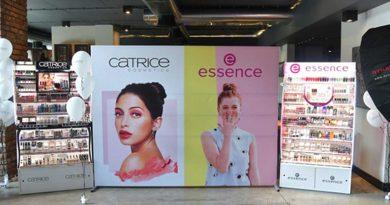 Промоција на новитетите од познатите германски козметички линии Essence и Catrice!