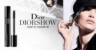 Нова и уште подобра Diorshow маскара за совршени трепки!
