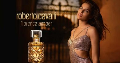 Харизмата на Фиренца трансформирана во заводлив мирис! Roberto Cavalli Florence Amber