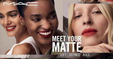 Meet Your Matte – Нова кампања на MAC Cosmetics во Скопје City Mall
