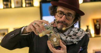 Најпознатиот парфимер Paolo Terenzi доаѓа во Скопје да создаде парфем што ги надминува трендовите!