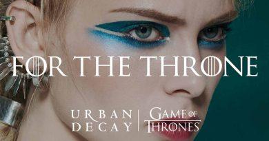 Најочекуваната мејкап колекција! Urban Decay Game of Thrones