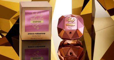 Создаден за да покаже како е да се биде најдобар! Paco Rabanne Lady Million Empire