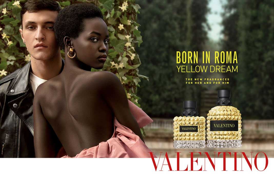 valentino born in roma
