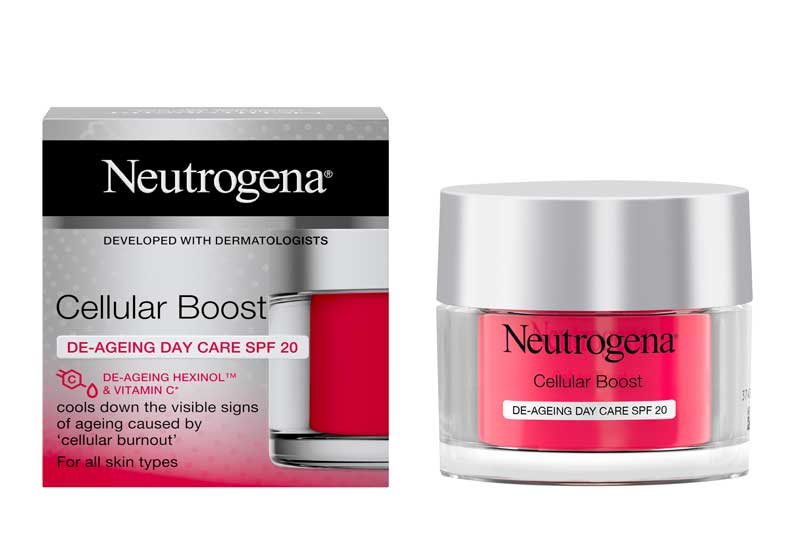 Neutrogena Cellular Boost Day Care SPF 20