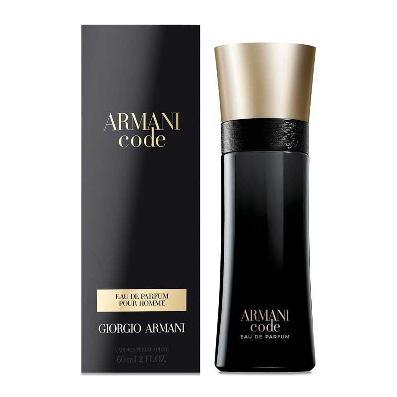 Armani Code Eau de Parfum Pour Homme package