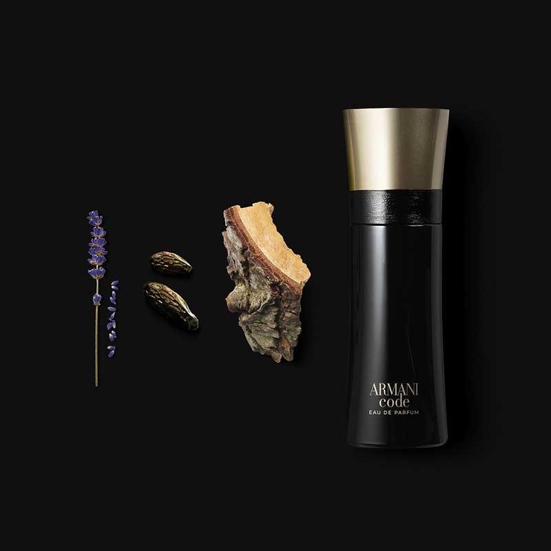 Armani Code Eau de Parfum Pour Homme ingredients