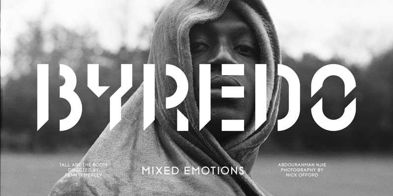 Byredo Mixed Emotions visual 2