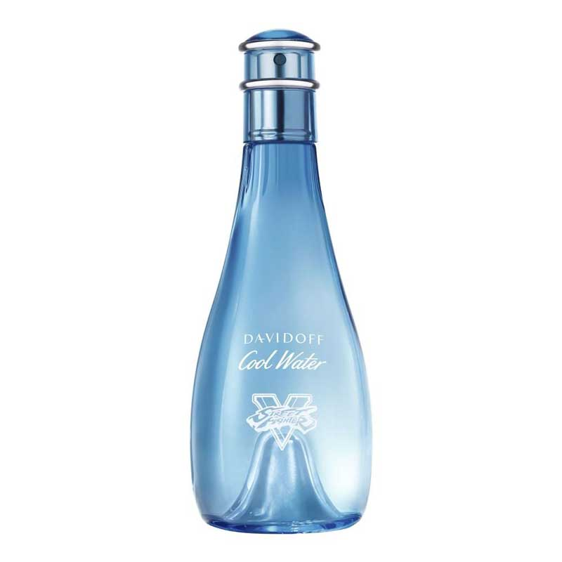 davidoff cool water for her bottle