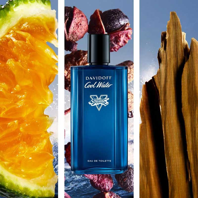 davidoff cool water for him ingredients