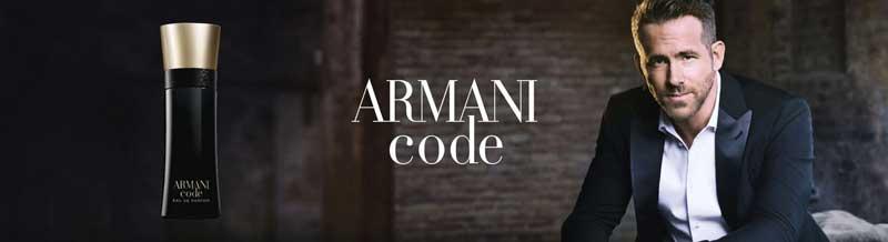 Armani Code Eau de Parfum Pour Homme banner