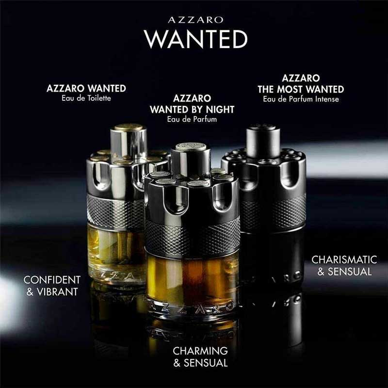 Azzaro Wanted collection