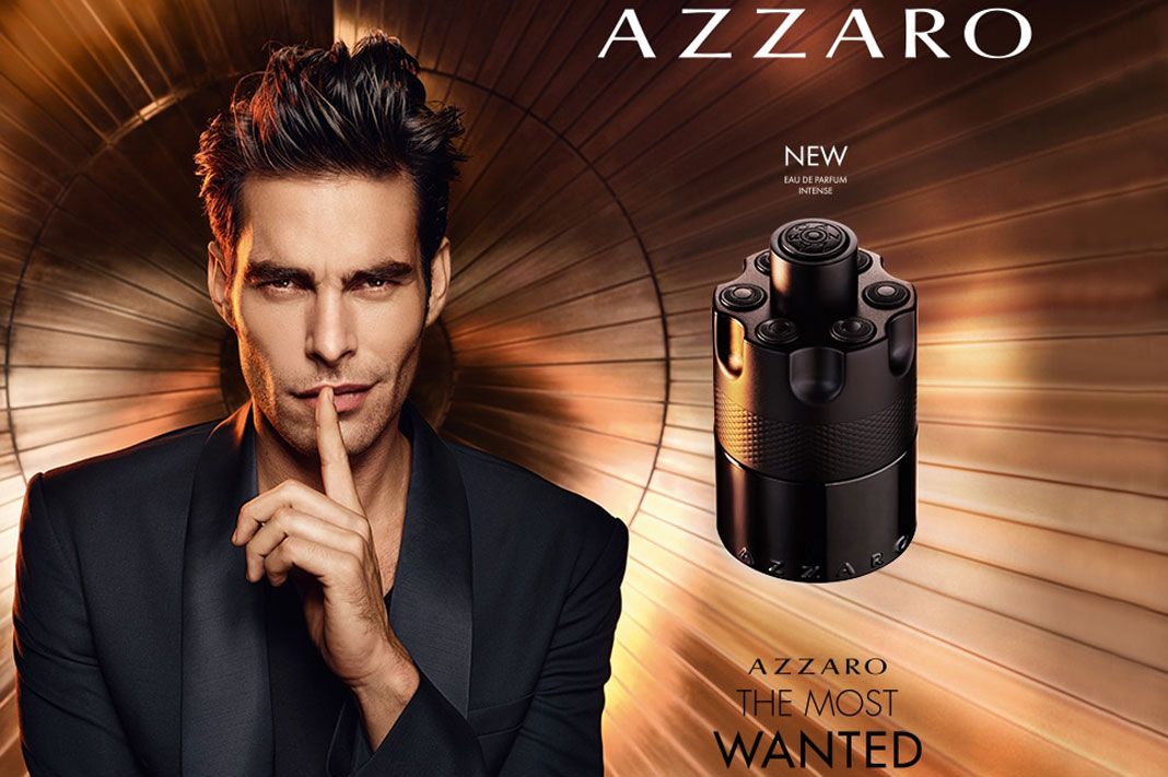 Azzaro The Most Wanted visual