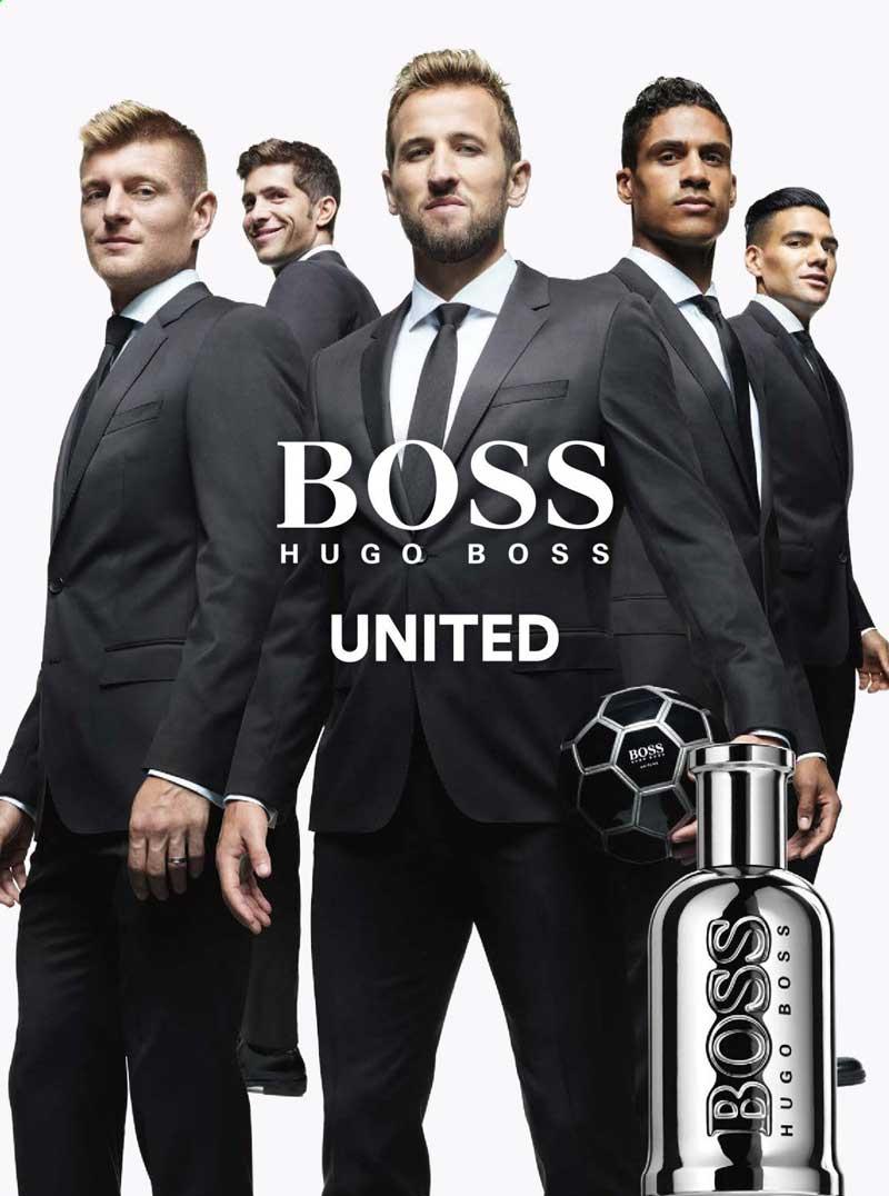Boss Bottled United visual