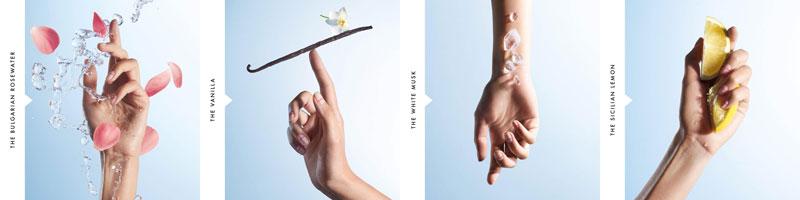 Flower by Kenzo ingredients