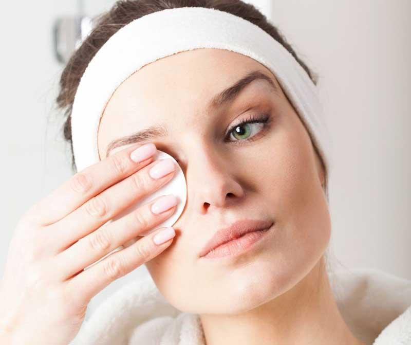 5 совети за трепки - чистење маскара