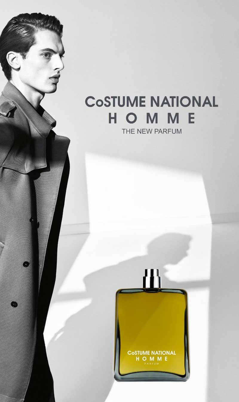 CoSTUME NATIONAL HOMME Parfum visual 2