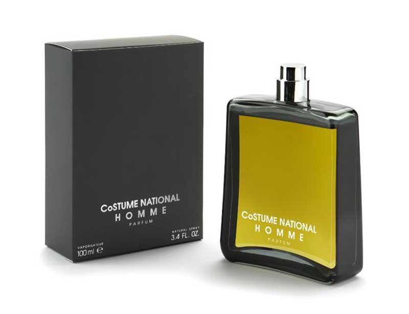 CoSTUME NATIONAL HOMME Parfum bottled