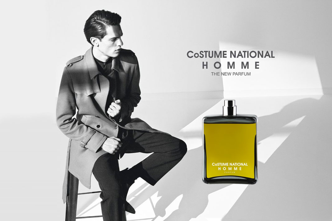 CoSTUME NATIONAL HOMME Parfum visual