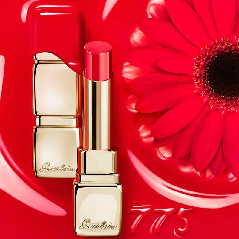 KissKiss Shine Bloom golden package`