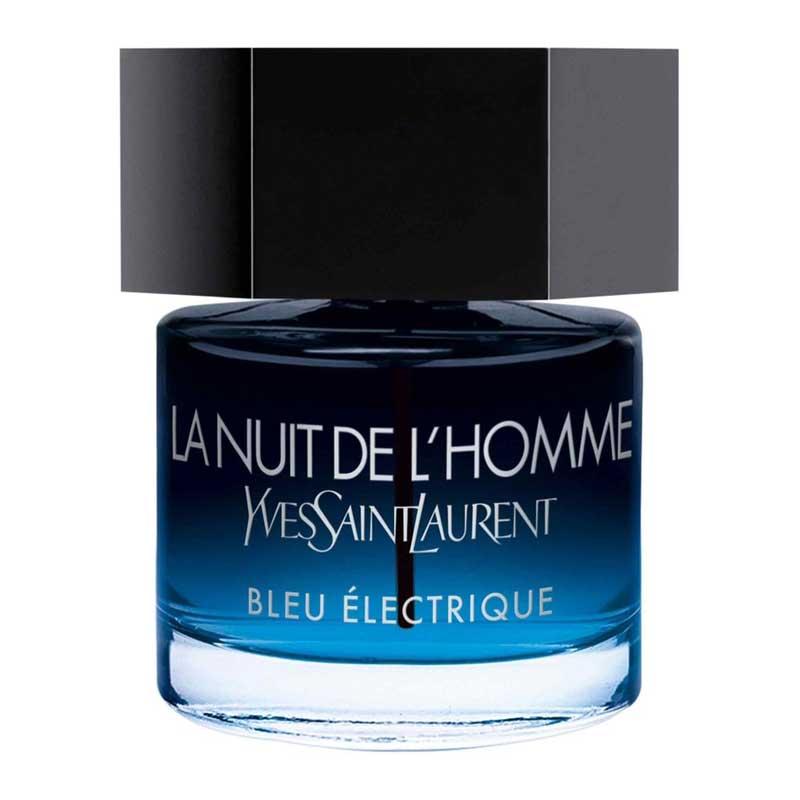 Bleu Electrique bottled