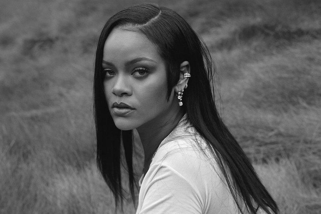 Rihanna Fenty Eau de Parfum visual
