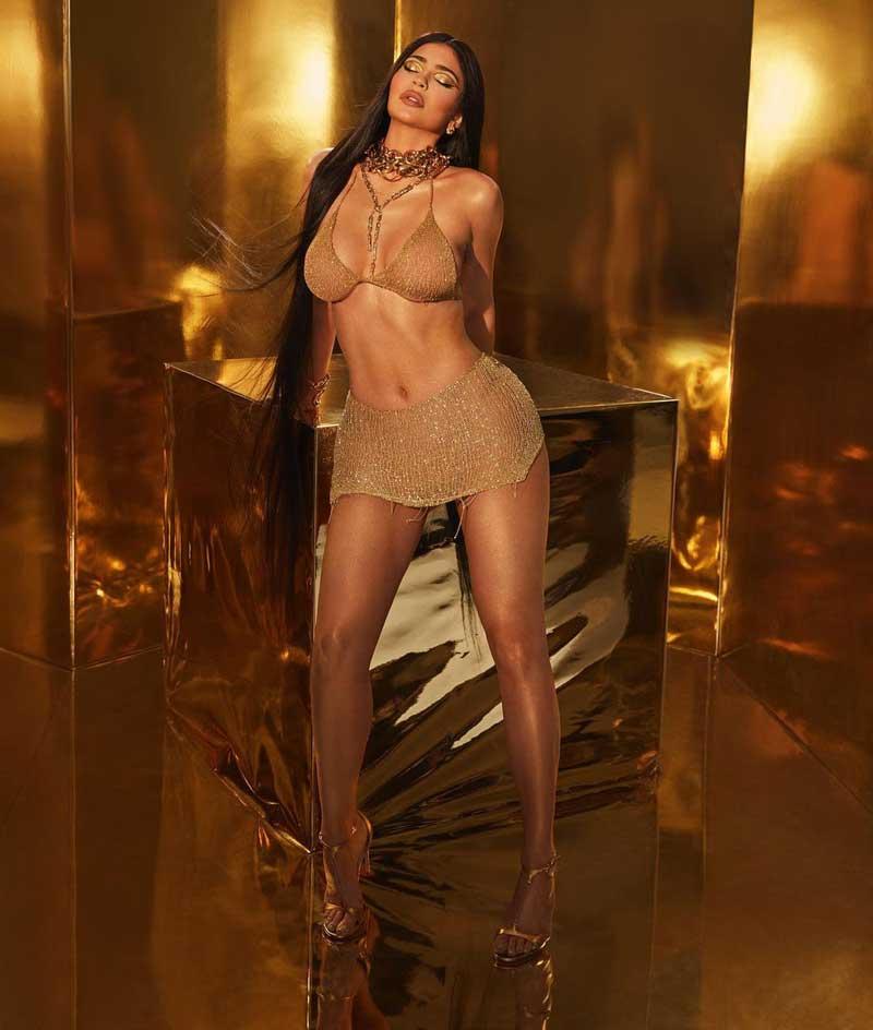 Kylie Cosmetics 24K