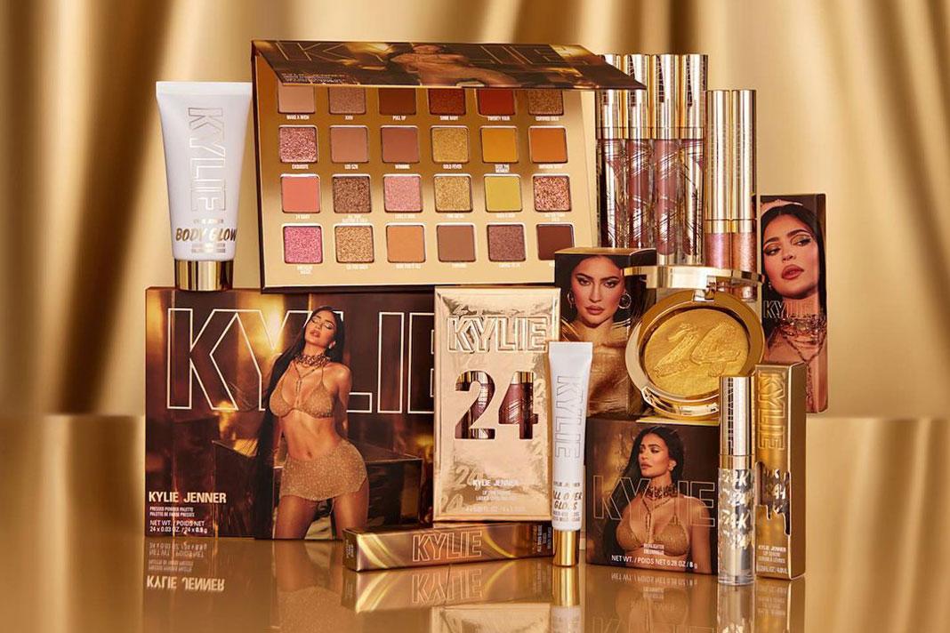 Kylie Cosmetics visual