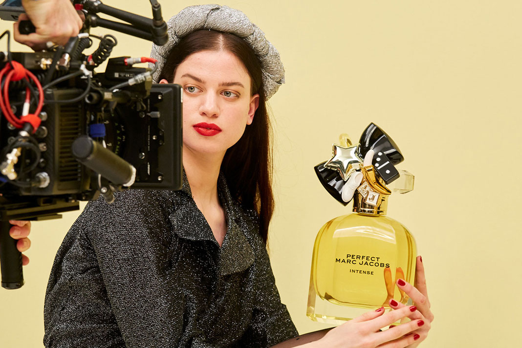 Marc Jacobs Perfect Intense visual