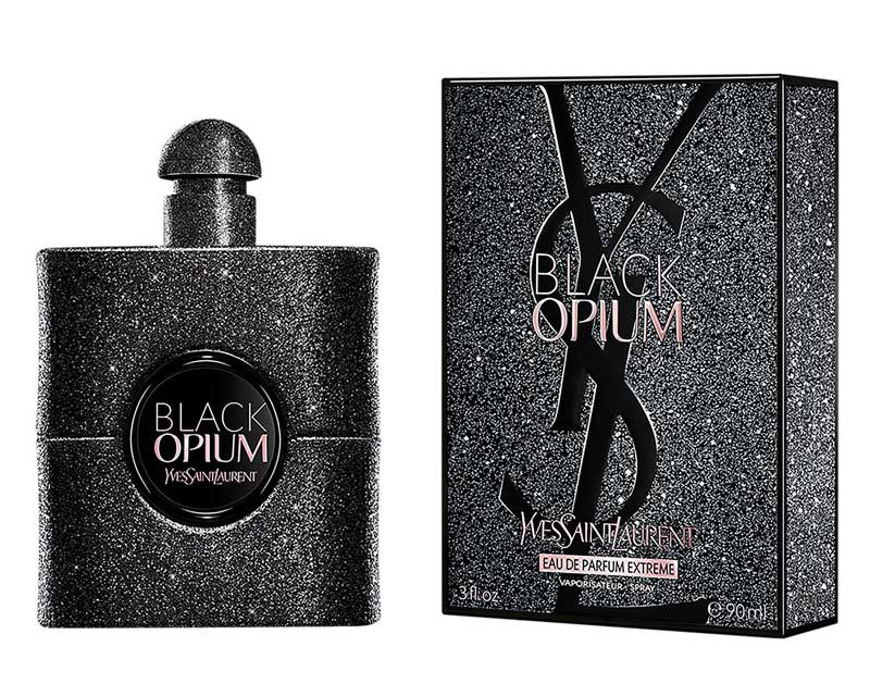 Black Opium Extreme bottle