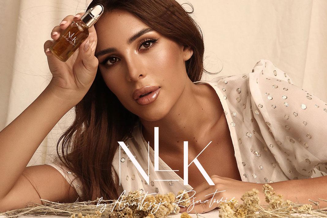 nlk cosmetics anastasija raznatovic visual