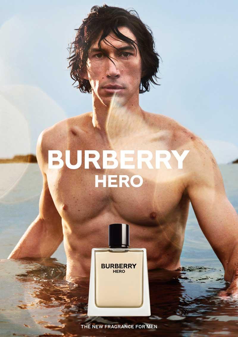 Burberry Hero visual