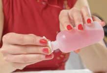 квалитетен отстранувач на лак за нокти за долготраен маникир